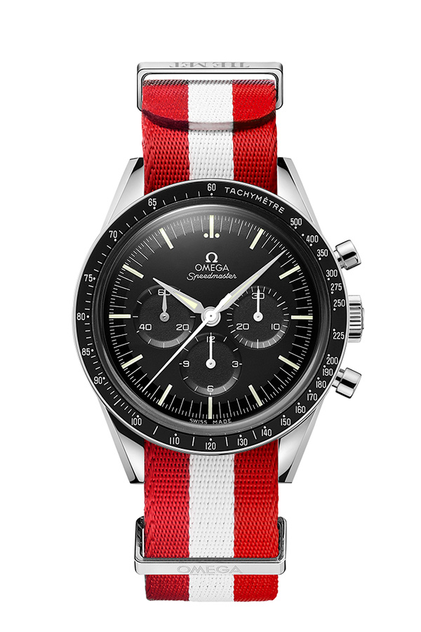 Omega Speedmaster Moonwatch Met edition