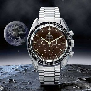 Omega Speedmaster Tropical watch 1970