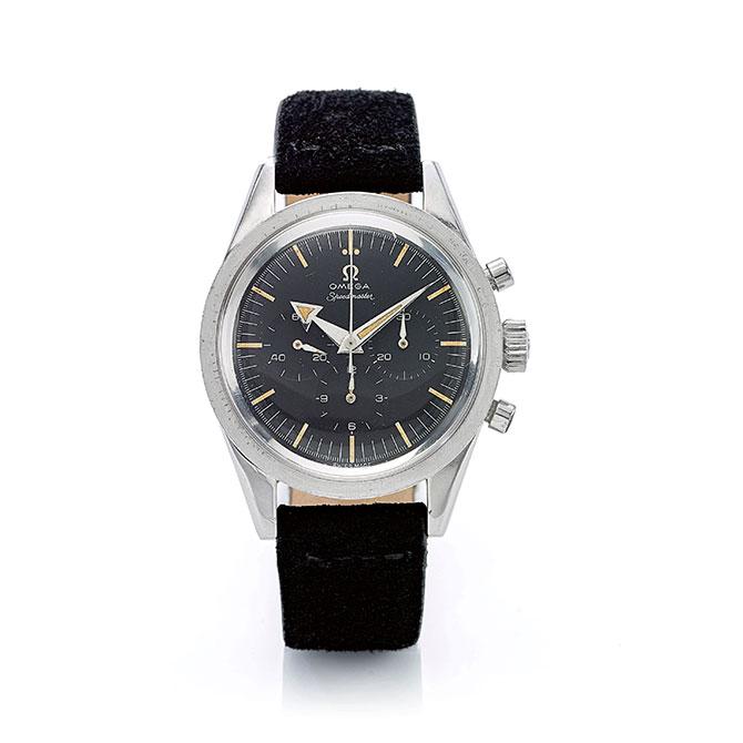 Original Omega Speedmaster black dial