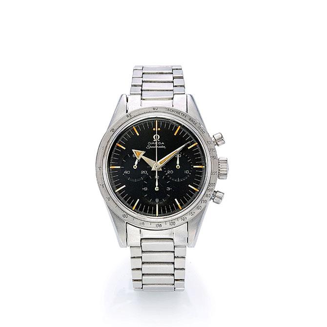 Original Omega Speedmaster watch stainless steel