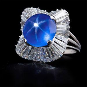 Oscar Heyman ballerina ring