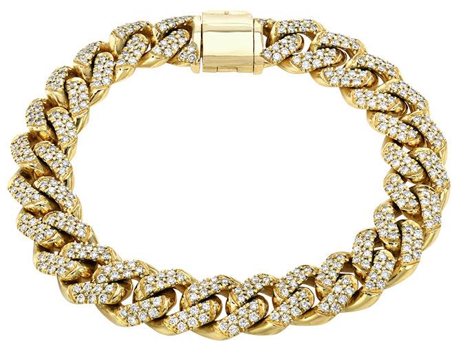Bakti cuban link bracelet