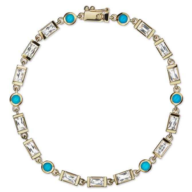 Jane Taylor Jewelry Cirque tennis bracelet