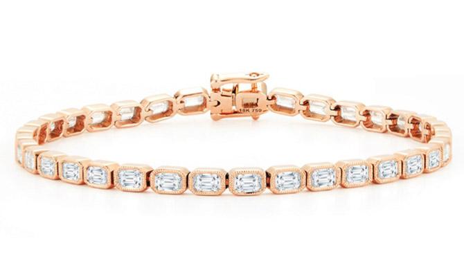 Nader Kash tennis bracelet