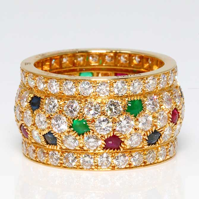 Cartier Nigeria collection ring