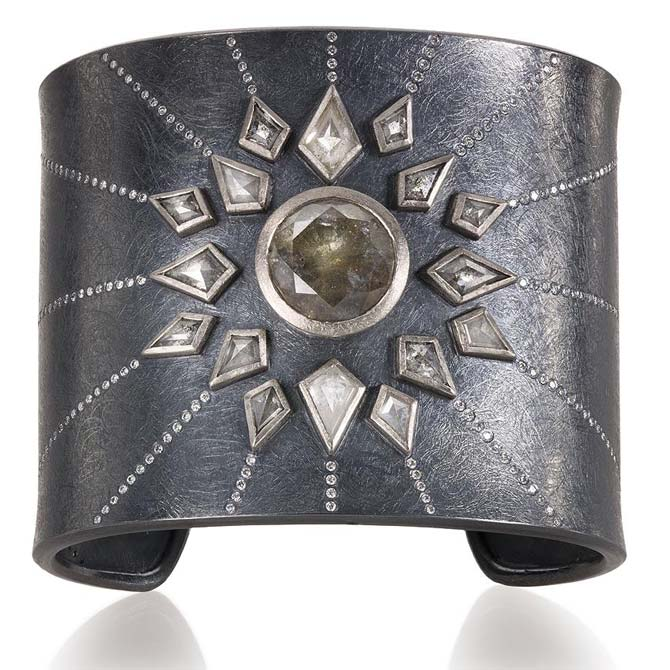 Todd Reed one-of-a-kind cuff bracelet