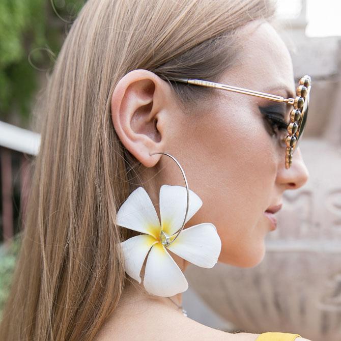 Liza Urla Azza earrings