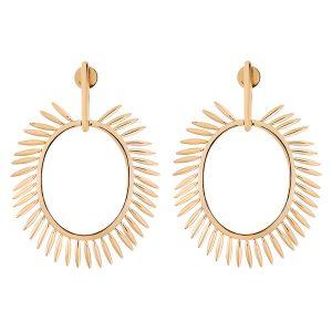 Ileana Makri Grass Sunny earrings
