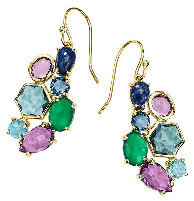 Ippolita rock candy hologem earrings