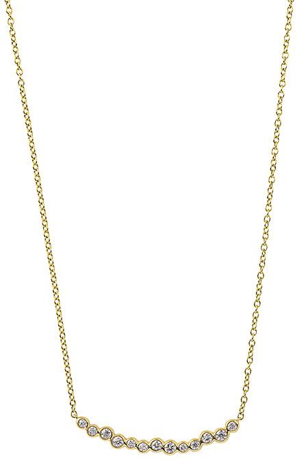 Ippolita starlet smile bar necklace