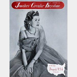JCK November 1951 cover