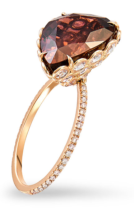 Lito tourmaline ring