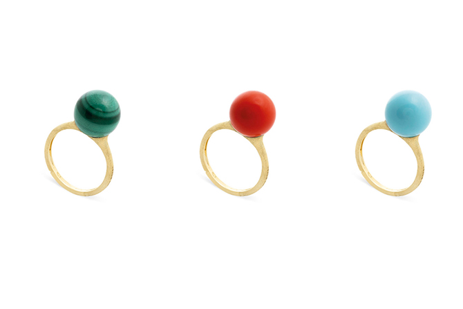 Marco Bicego Boules rings