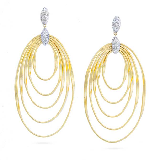 Marco Bicego Marrakech Onde earrings