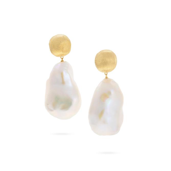 Marco Bicego Unico pearl earrings