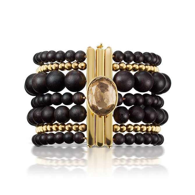 Maria Canale Muti Strand bracelet