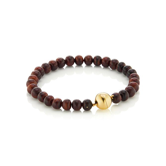 Maria Canale bead bracelet