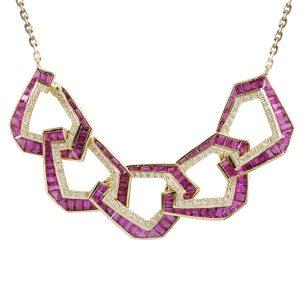 Kavant and Shartart Link No.5 necklace