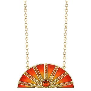 Andrea Fohrman Sunset necklace