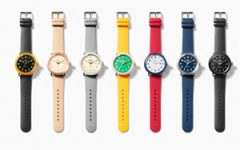 Shinola Detrola watches