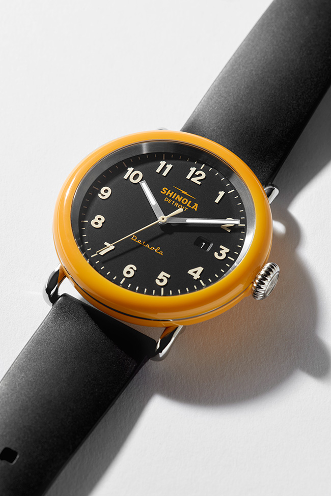 Shinola Detrola The Number Two watch