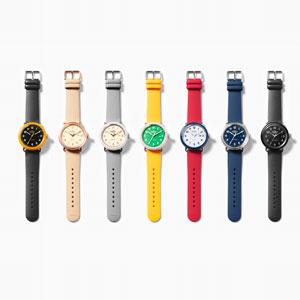 Shinola Detrola watches