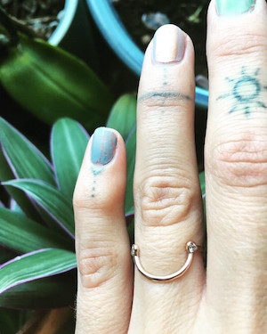 Paula Barnett ring