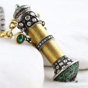 Burcak Tolan amulet