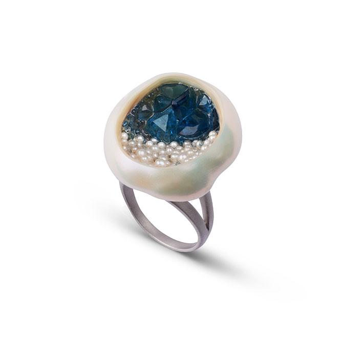 little h Finestrino ring