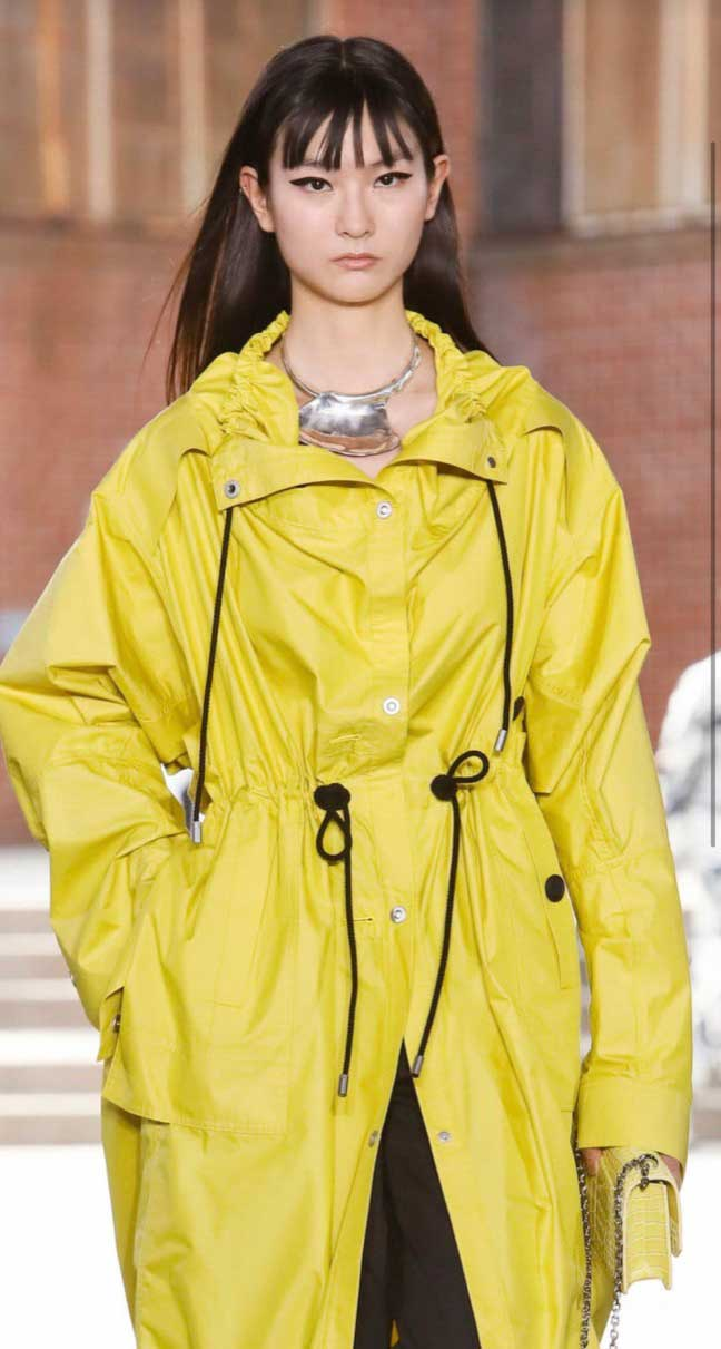 3 1 Phillip Lim Ariana Boussard anorak necklace