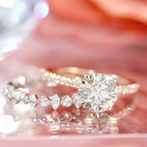 Diamond Reserve rings