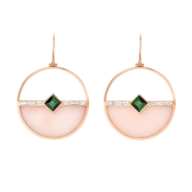 Emily P Wheeler Horizon Earrings