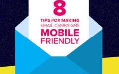8 tips for mobile friendly emails
