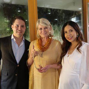 Jewelmer Pearls and Martha Stewart