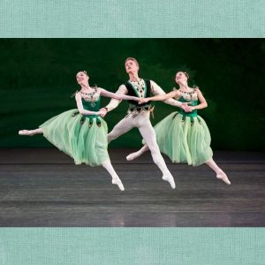 Jewels ballet emerald dancers