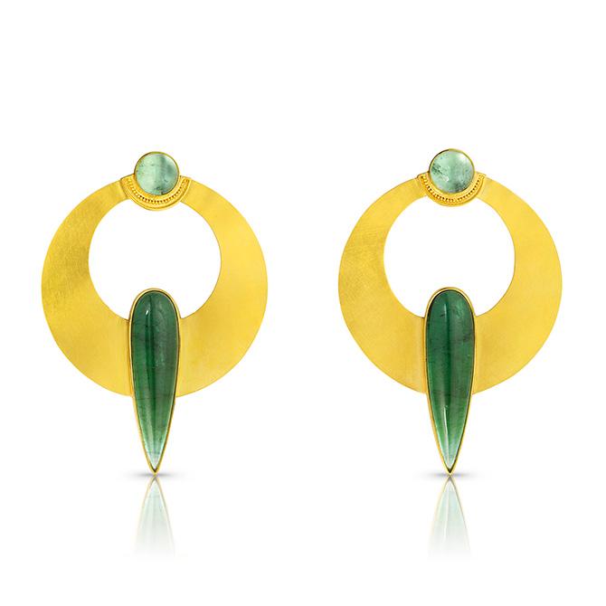 Loren Nicole Cleo at Sea earrings