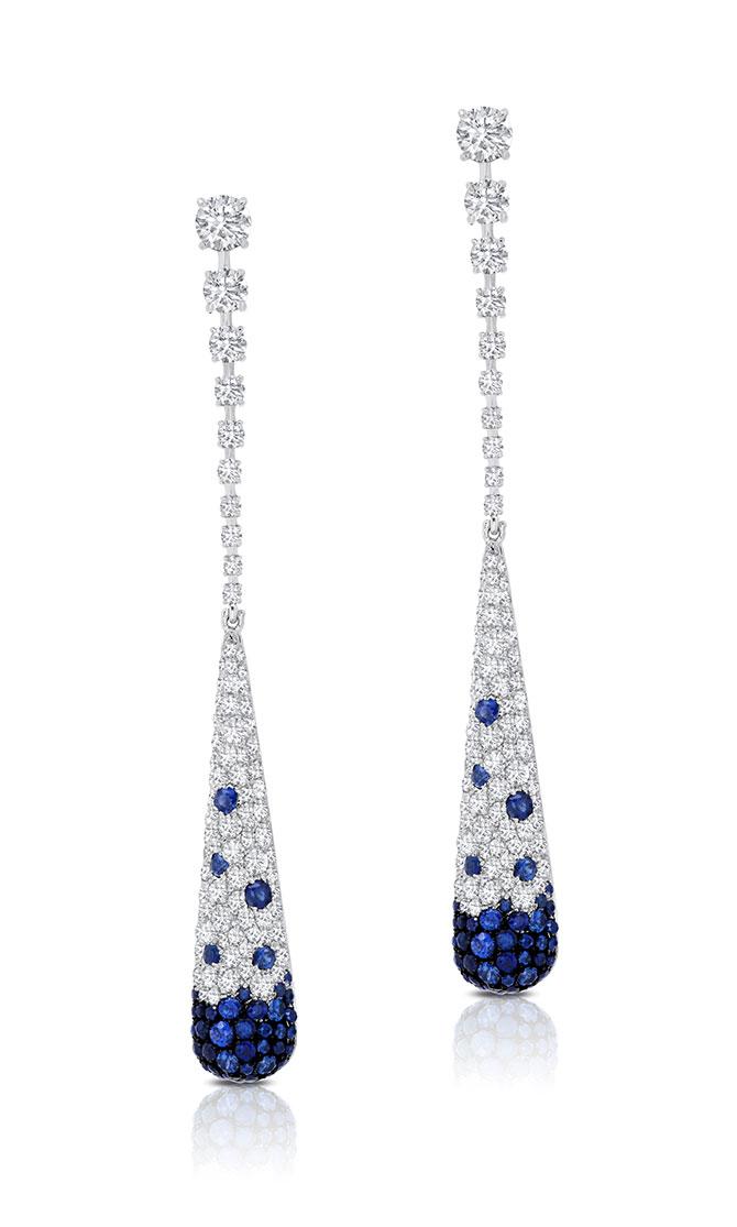 Maritn Katz paddle earrings