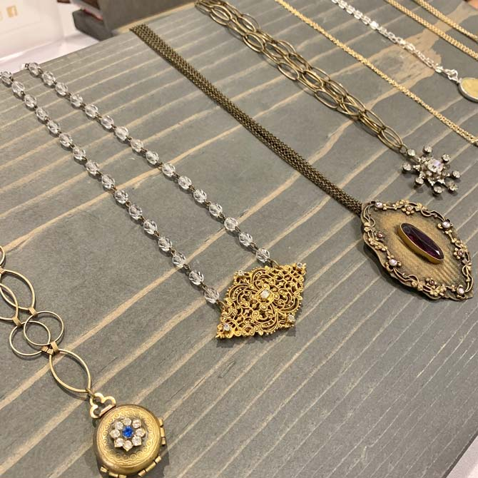 Benadon Designs vintage jewelry