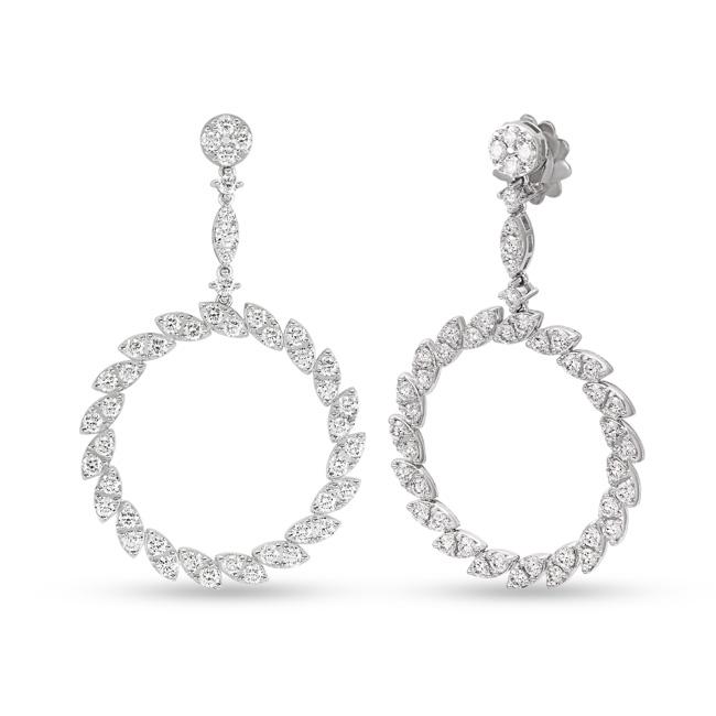 Robert Coin Mayors earrings