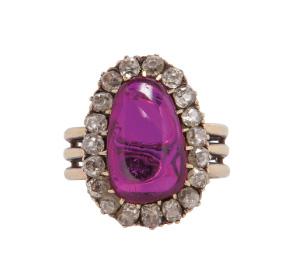 ruby ring Skinner