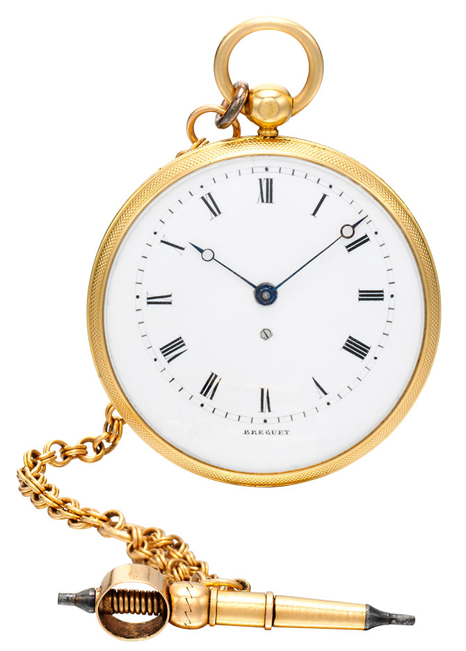 1870 Breguet pocket watch