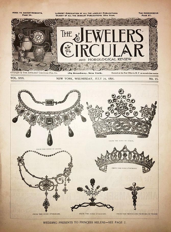 1873 Jewelers Circular