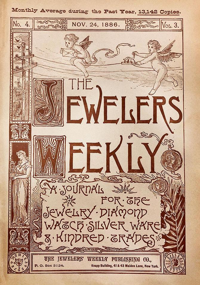 1886 Jewelers Weekly