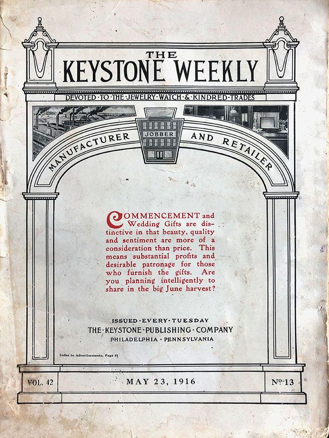 1916 Keystone Weekly