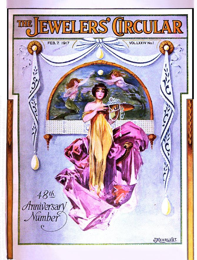 1917 Jewelers Circular