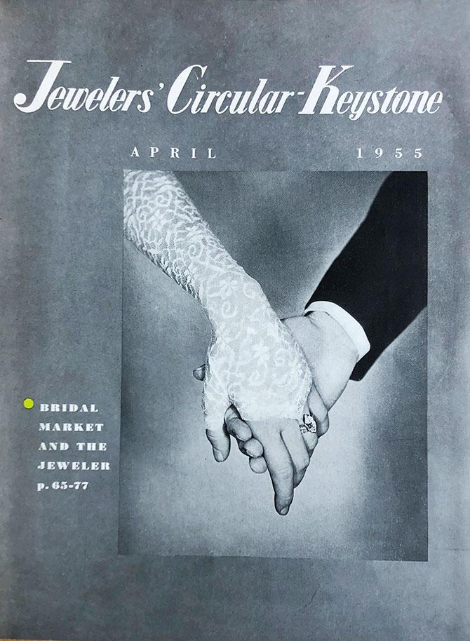 1953 Jewelers Circular Keystone