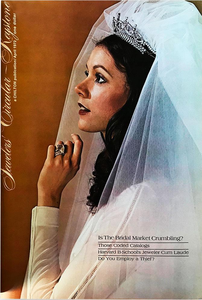 April 1972 JCK cover