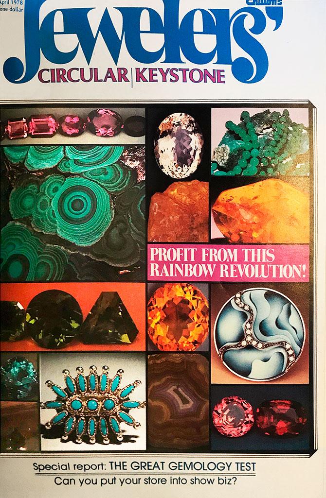 April 1978 JCK cover