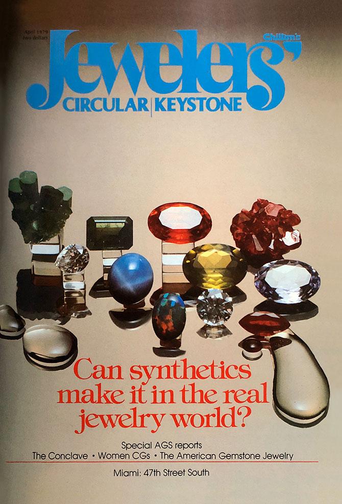 April 1979 JCK cover