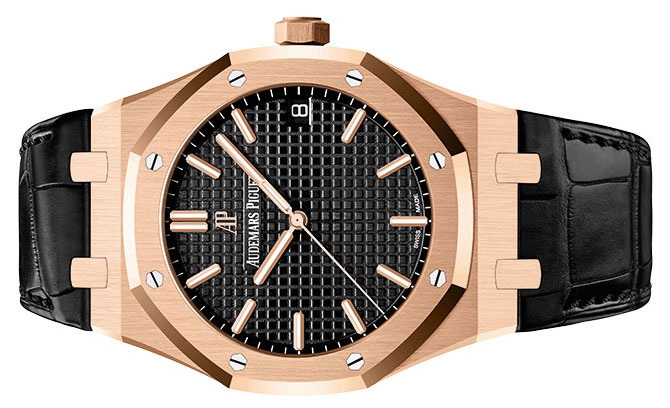Audemars Piguet royal oak pink